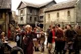 M'selle Guillotine cracks the whip, The Scarlet Pimpernel, BBC