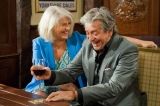 Saucy shenanigans with Rodney in Emmerdale, ITV