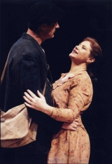 One my favourite ever jobs. Yerma in Pam Gems' radical version of Lorca's play.