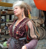 Bertha in Robin Hood, BBC