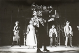 The Threepenny Opera at Oldham Coliseum. This one got me my first interview for Corrie to play Liz Macdonald
